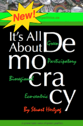 About democracy cover