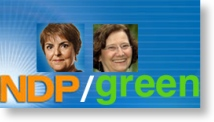 A BC NDP/Green coalition?