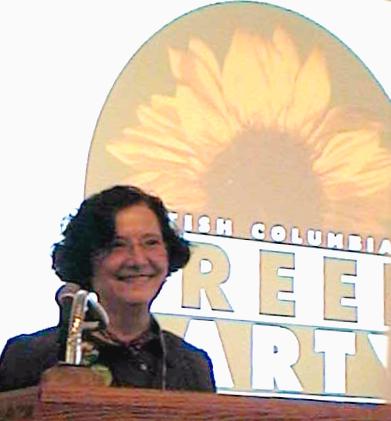 Jane Sterk wins the Leadership