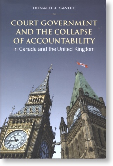 Court government and the collapse of accountability book cover