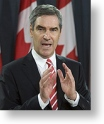 Liberal leader Michael Ignatieff January 28, 2009